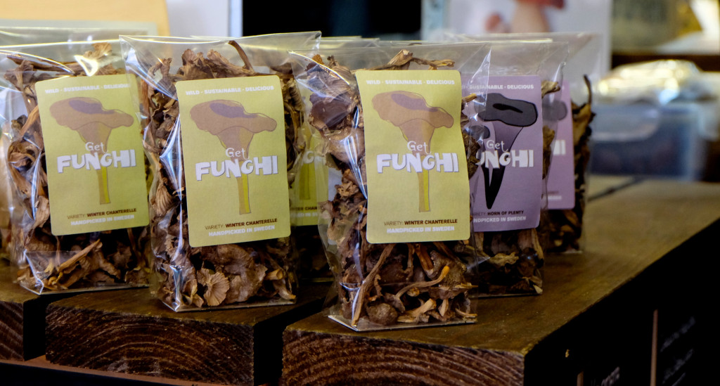 Fet Funghi dried wild mushrooms